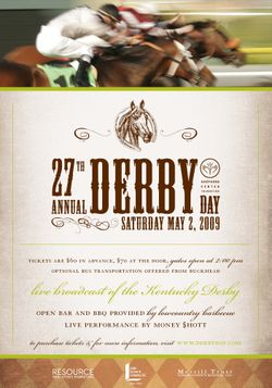 Derby_Day_2009_Poster