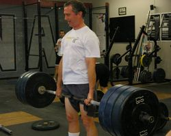 Bill deadlift monster